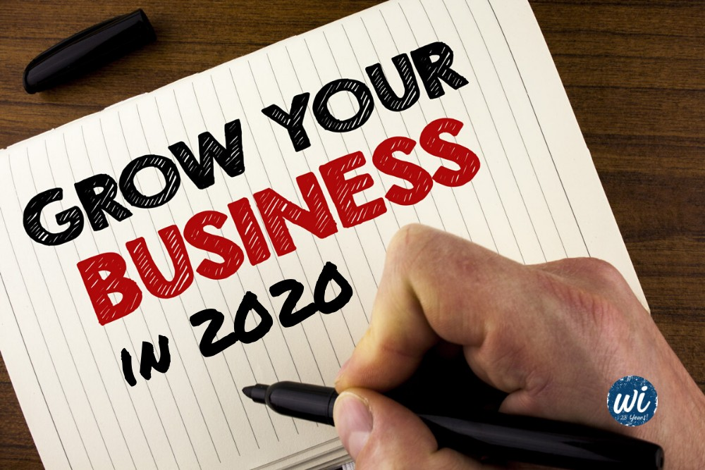 3 Building Blocks to Grow Your Business in 2020