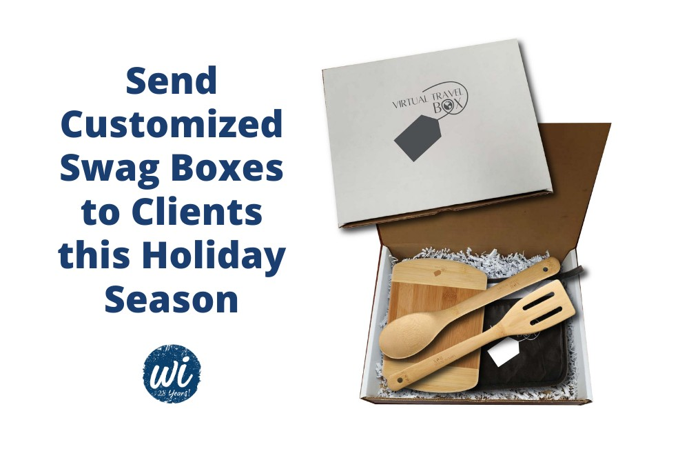 Send Customized Swag Boxes to Clients this Holiday Season