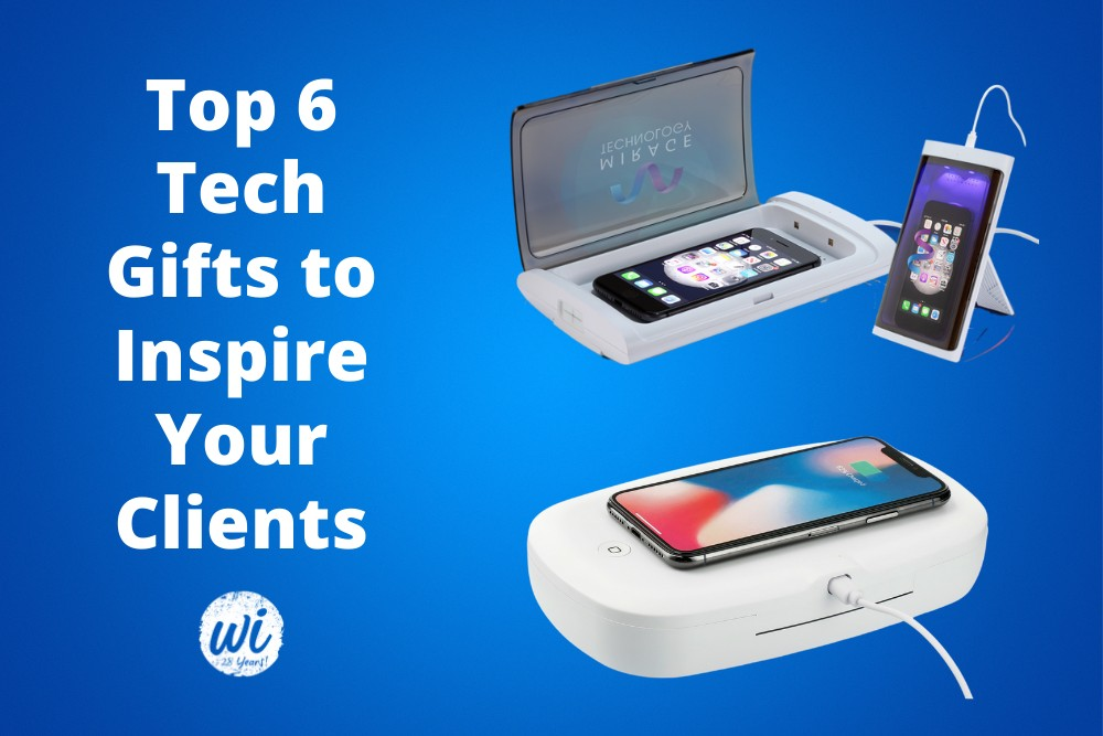 The Top 6 Tech Gifts to Inspire Your Clients