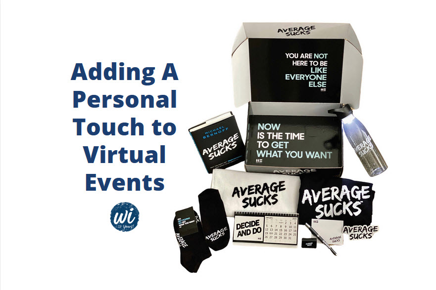 Adding A Personal Touch to Virtual Events