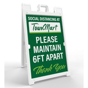 Signicade® Sign Holder Signicade Kit (2 Signs)